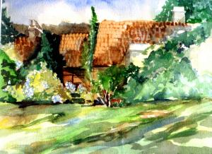 Upper Arlington Watercolor Classes Fifty Years And Up